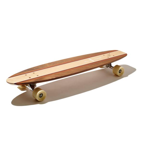Monogrammed Longboard