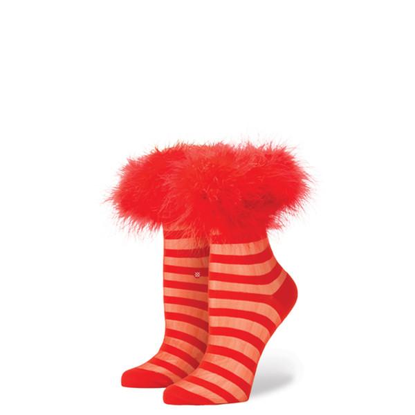 Rihanna x Stance Fro$tbite Sheer Anklet Socks