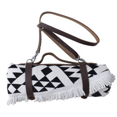 Roundie Leather Carrier