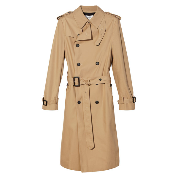 Voyager Trench Coat Beige