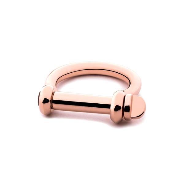 Screw Cuff Ring