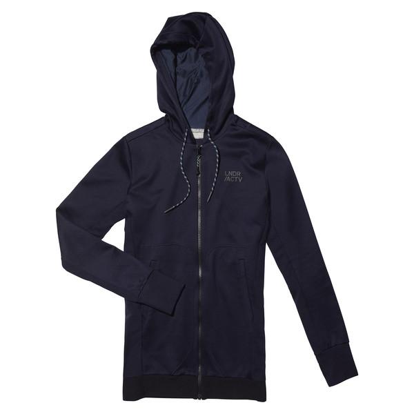 Coach zip-up hoodie