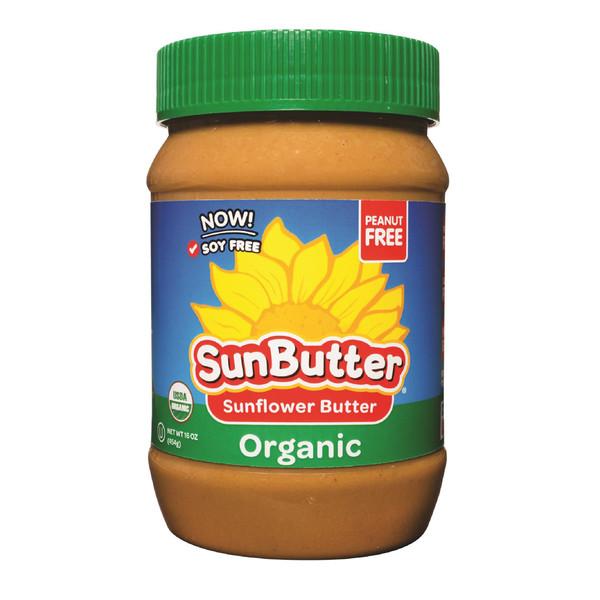 Organic Sunbutter (Unsweetened)