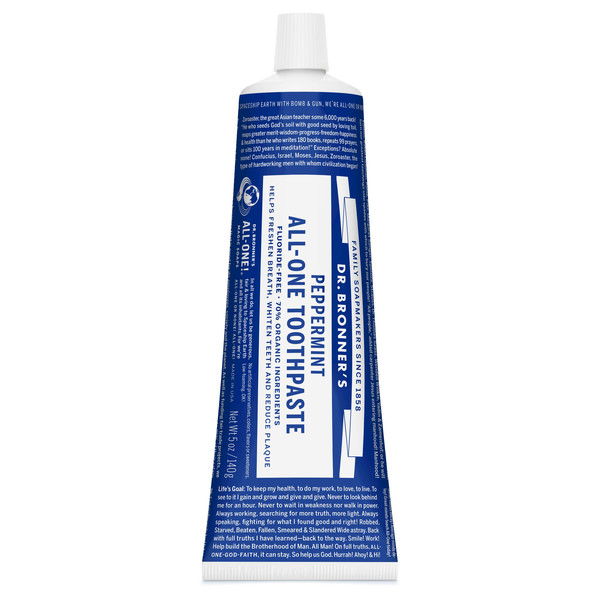 Peppermint All-One Toothpaste