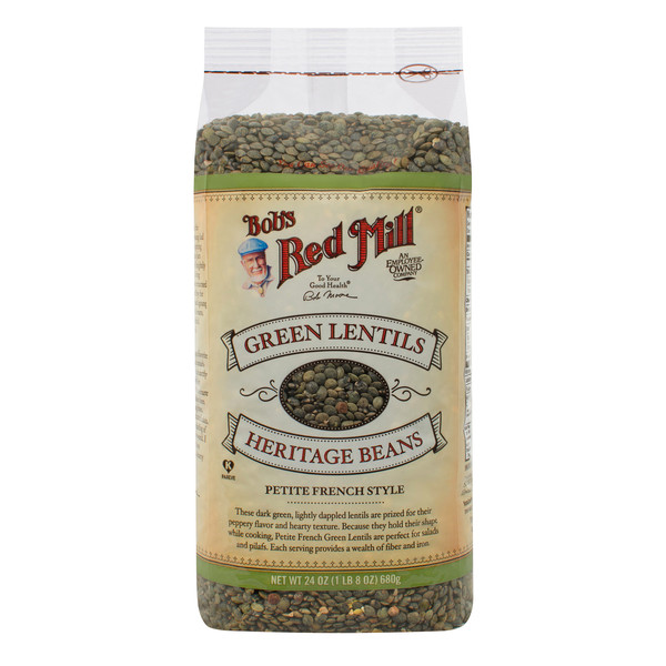 Beans Pet French Green Lentils