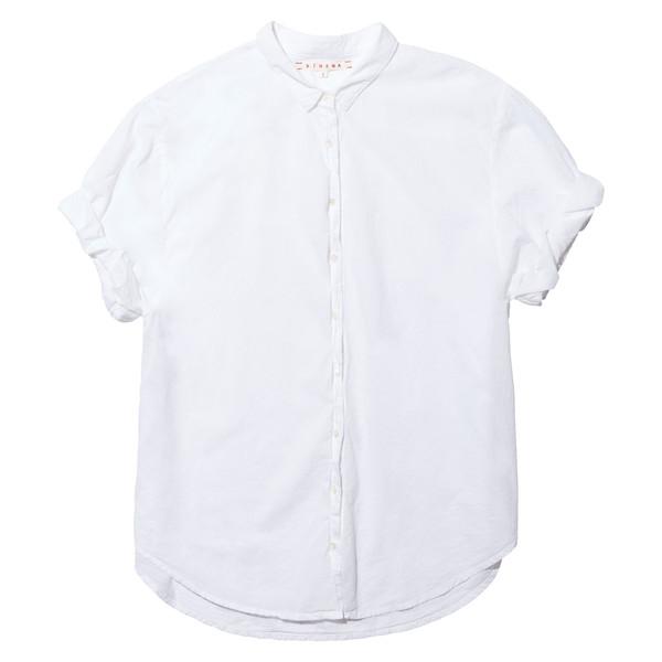 Channing cotton poplin shirt