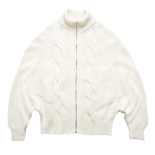 Kimberly Zip Cardigan