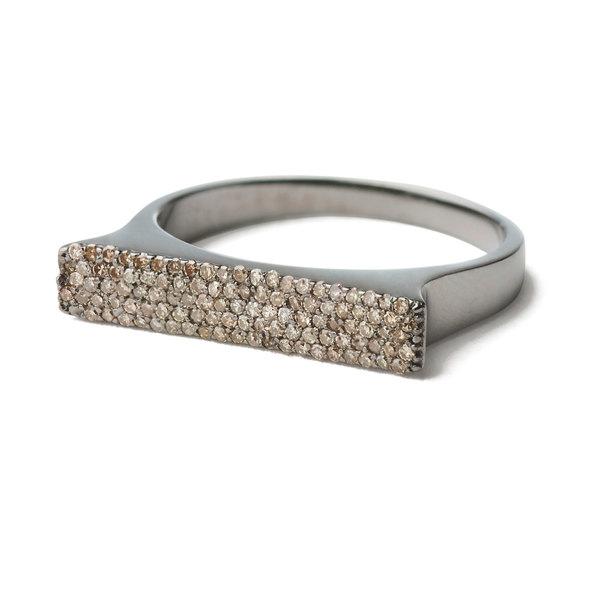 Sheryl Lowe Pave Ring