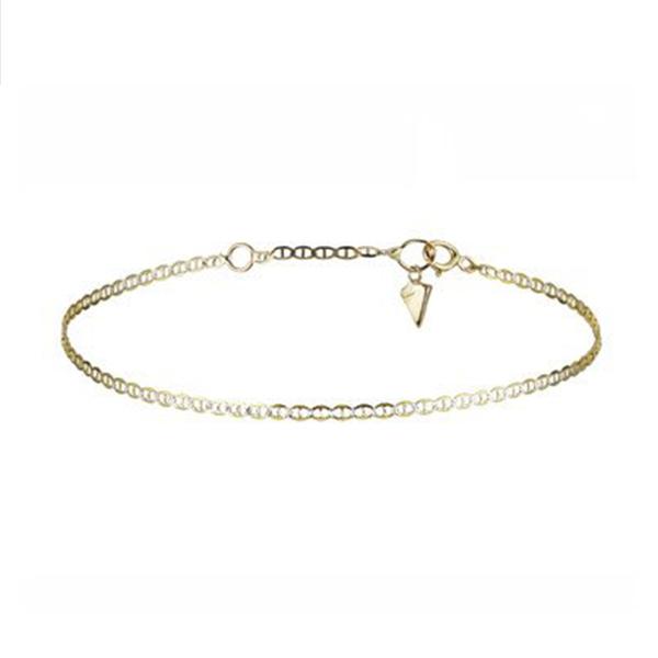 Loren Stewart Baby Mariner Chain Bracelet