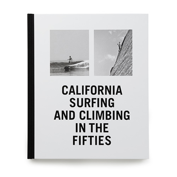 T. Adler Books California Surfing and Climbing in the Fifties