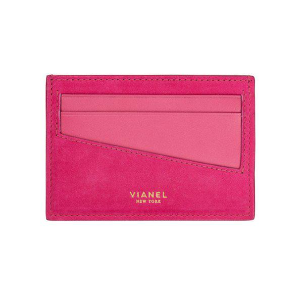 Vianel Personalized V3 Suede Cardholder