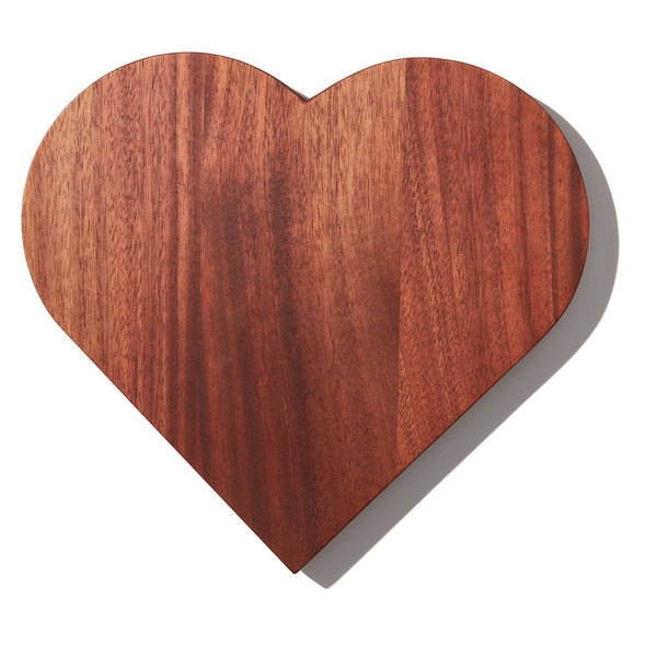 The Wooden Palate Made With Love Cutting Board