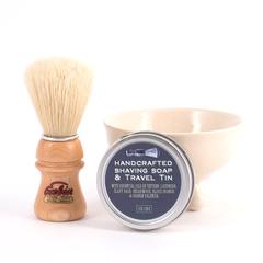 Artisan Shave Set