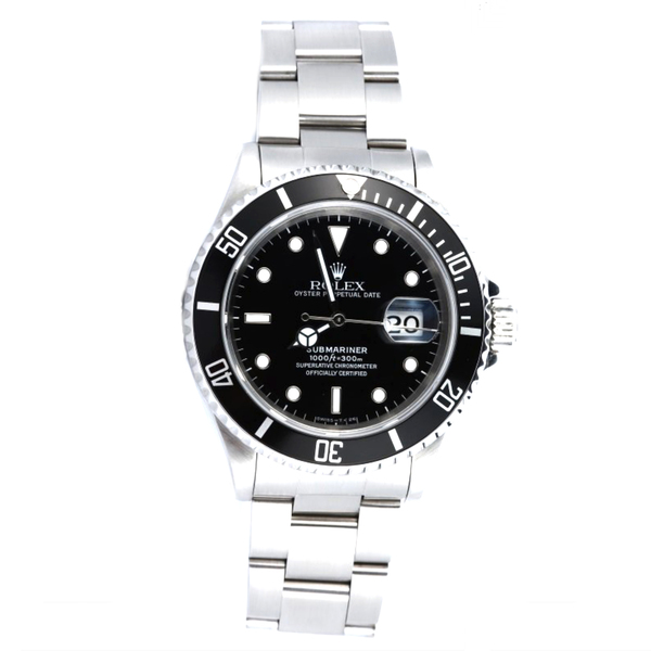 Bob's Watches Rolex Submariner 16610