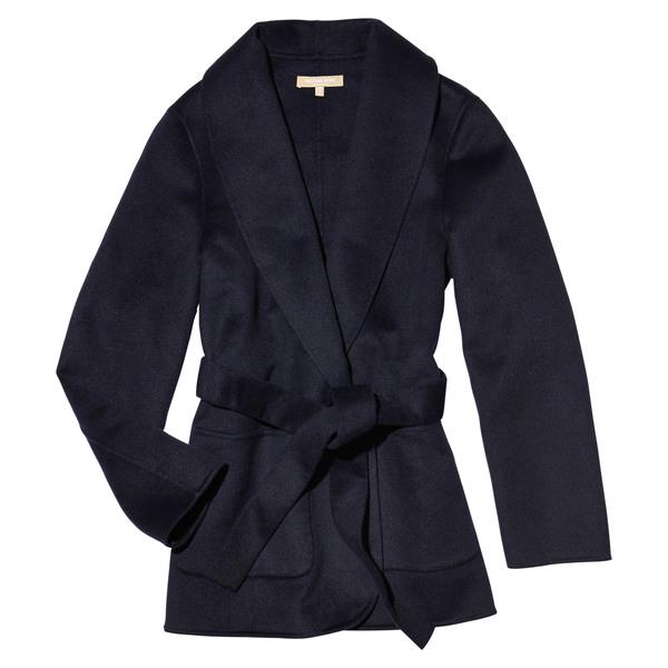 Michael Kors Collection Bathrobe Coat