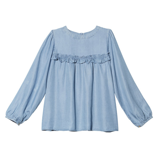 by TiMo Chambray top