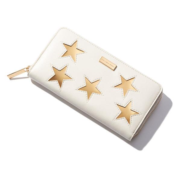 Stella McCartney Zip around wallet