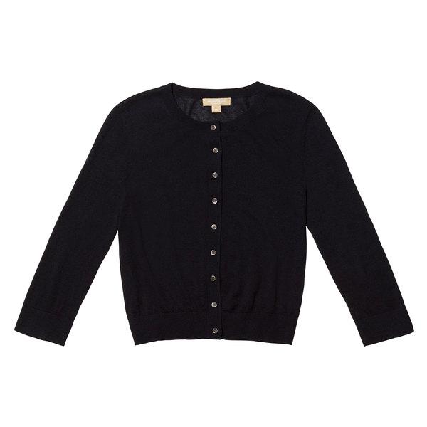 Michael Kors Collection 3/4-Sleeve Cardigan