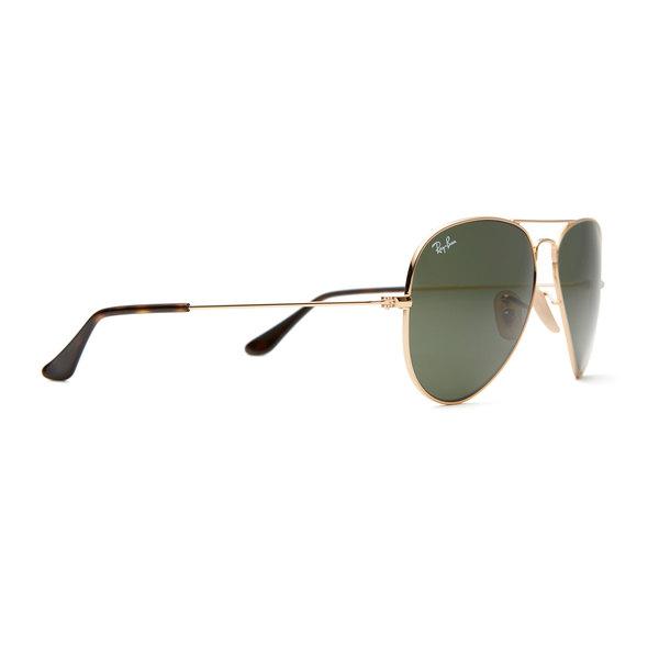 Ray-Ban Havana Aviator Sunglasses - 58 mm