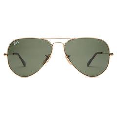 Havana Aviator Sunglasses - 58 mm