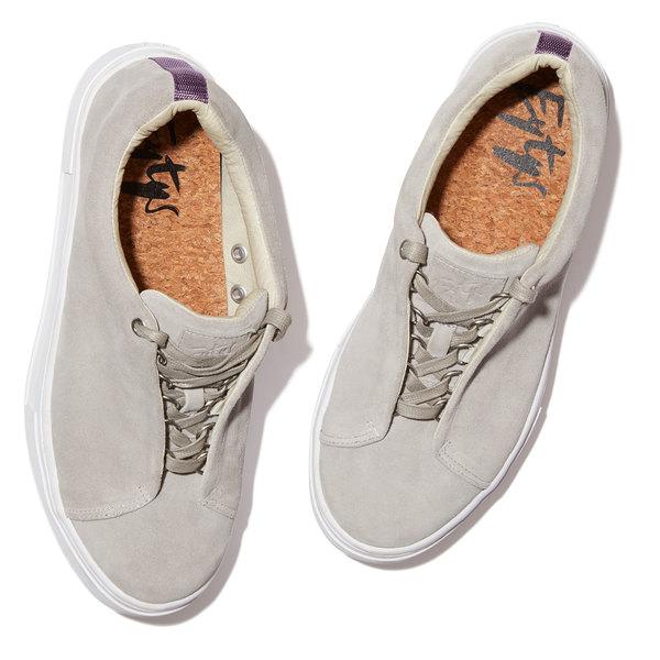 Eytys Doja Suede Grey Sneaker