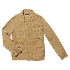 Herringbone Workwear Jacket