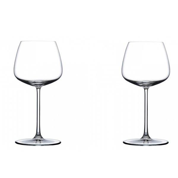 Nude Glass  Mirage Red Wine Set of 2