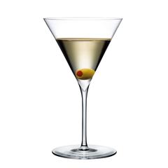 Dimple Martini Set of 2