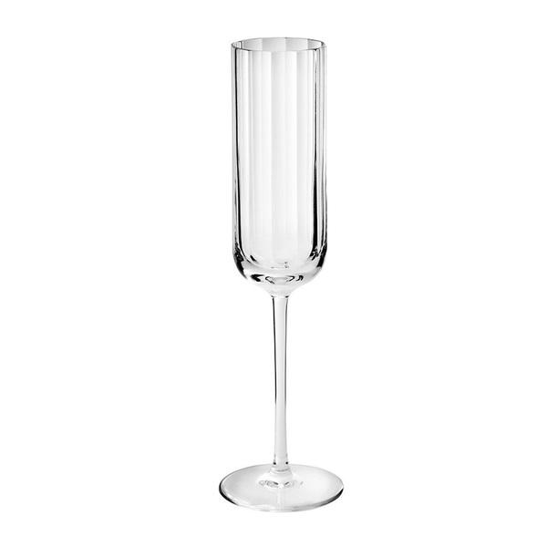 Richard Brendon Fluted Champagne Flute