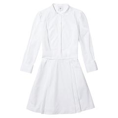 Jean Poplin Dress