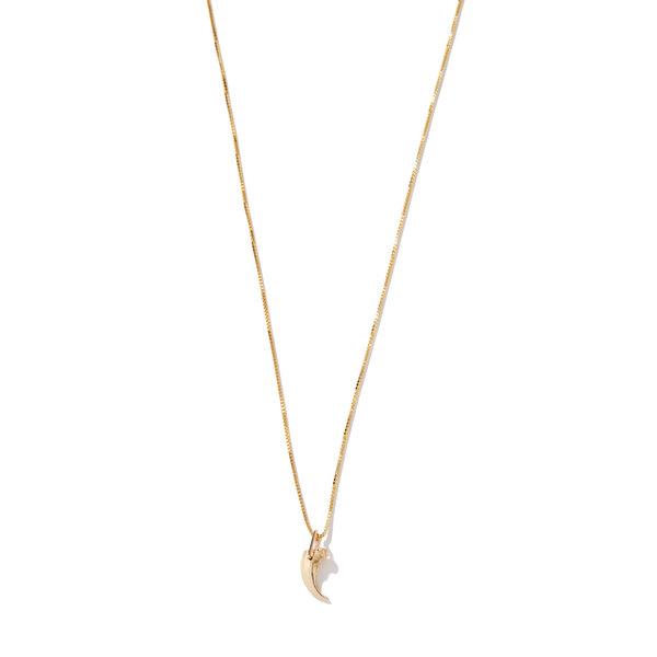 Clark Heldman Red Fox Claw Necklace
