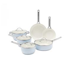 Padova Ceramic Nonstick 10-piece Cookware Set