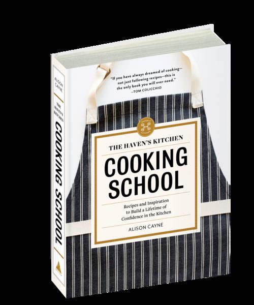 Workman Publishing Haven's Kitchen Cookbook