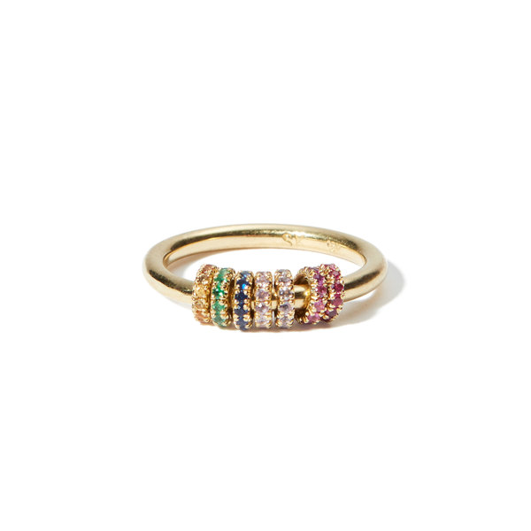 Spinelli Kilcollin Sirius Royal Ring