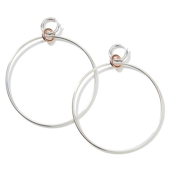 Spinelli Kilcollin Altaire Silver Earrings