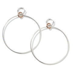 Altaire Silver Earrings