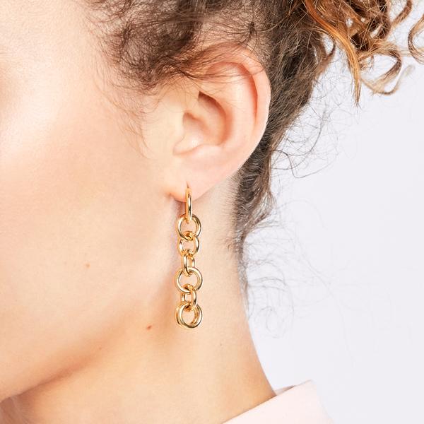 Spinelli Kilcollin Columba Earrings