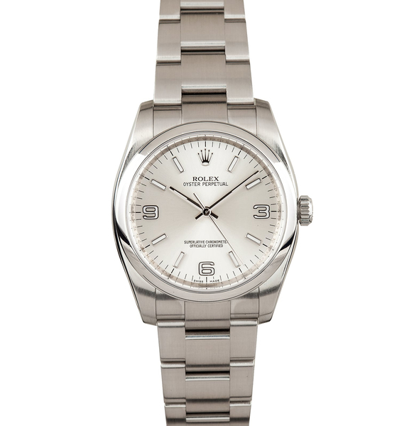Bob's Watches Rolex Oyster Perpetual 116000
