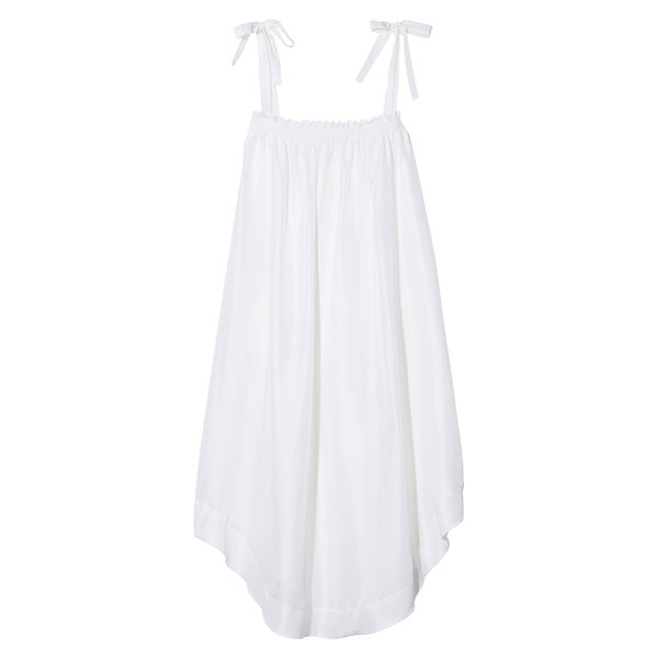 Loup Charmant Elba Tie Shoulder Midi Dress