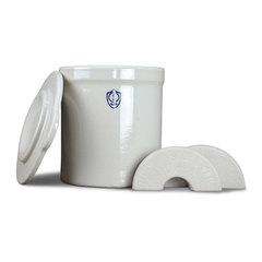 Fermentation Crock Set (1 Gallon)