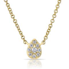 Mini Pear Necklace