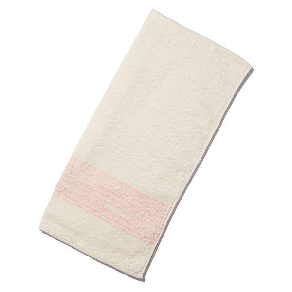KONTEX Flax Line Organics Bath Towel