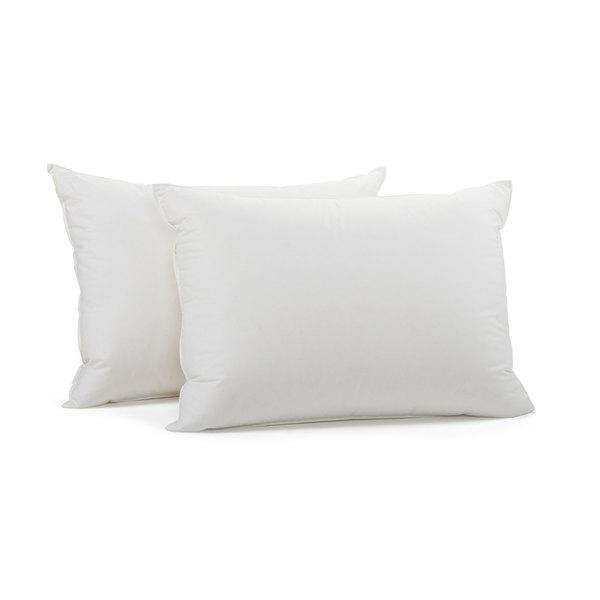 Coyuchi  Organic Down Pillow Insert Standard