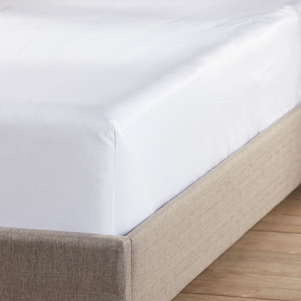 Coyuchi  Organic Cotton Box Spring Cover
