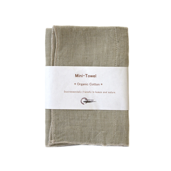 Nawrap  Organic Cotton Mini Towel