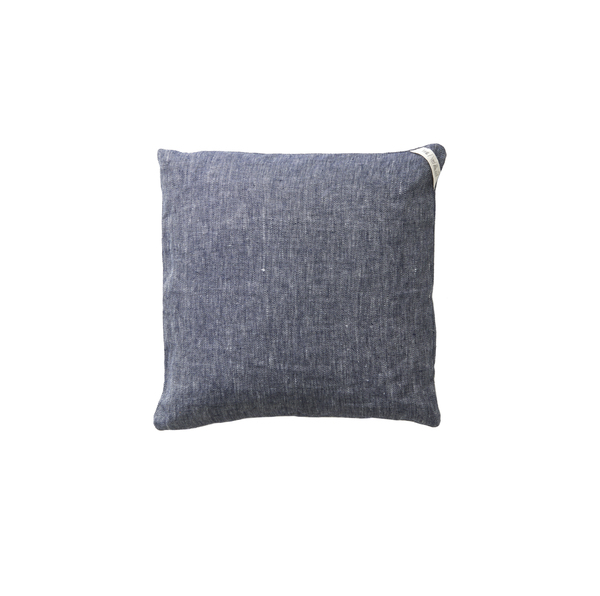 Fog Linen Linen Denim Cushion Cover
