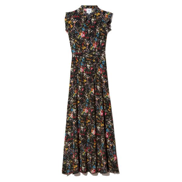 G. Label Jasmin Silk Maxi Dress