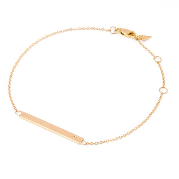 Loren Stewart ID 1 Diamond Bracelet