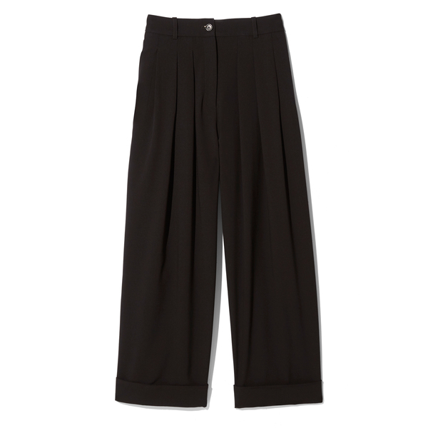 Michael Kors Collection Cropped Carrot Trouser