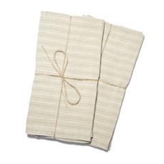 Boat Stripe Towels, Set of 2